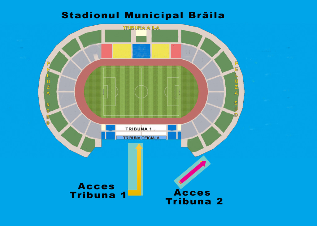 Acces Stadion